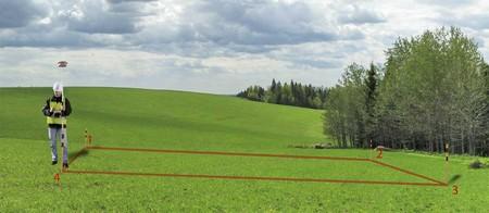 Схема границ